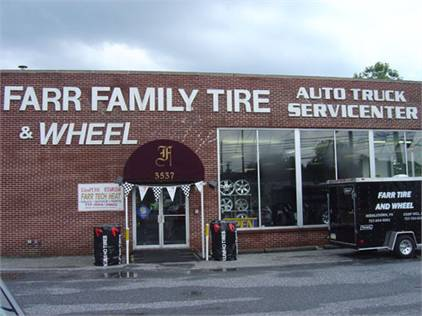 Farr Family Tire and Wheel Auto-Truck Service and Repair Center, Harrisburg, Camp Hill, Mechanicsburg PA